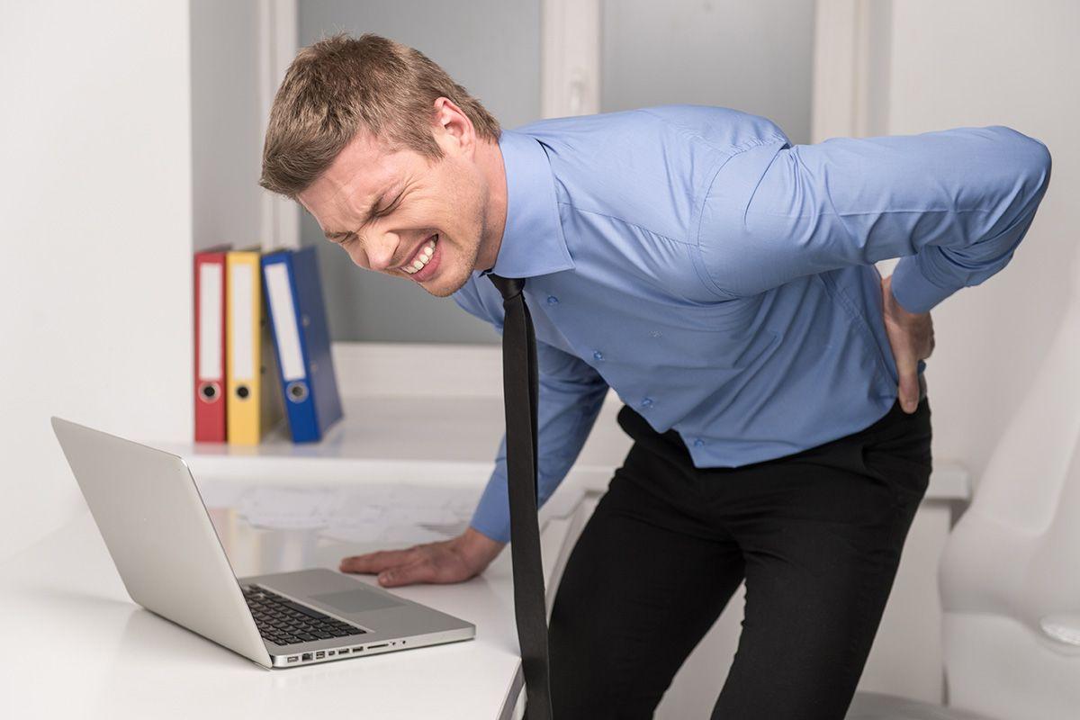 Dolor de Espalda Computador
