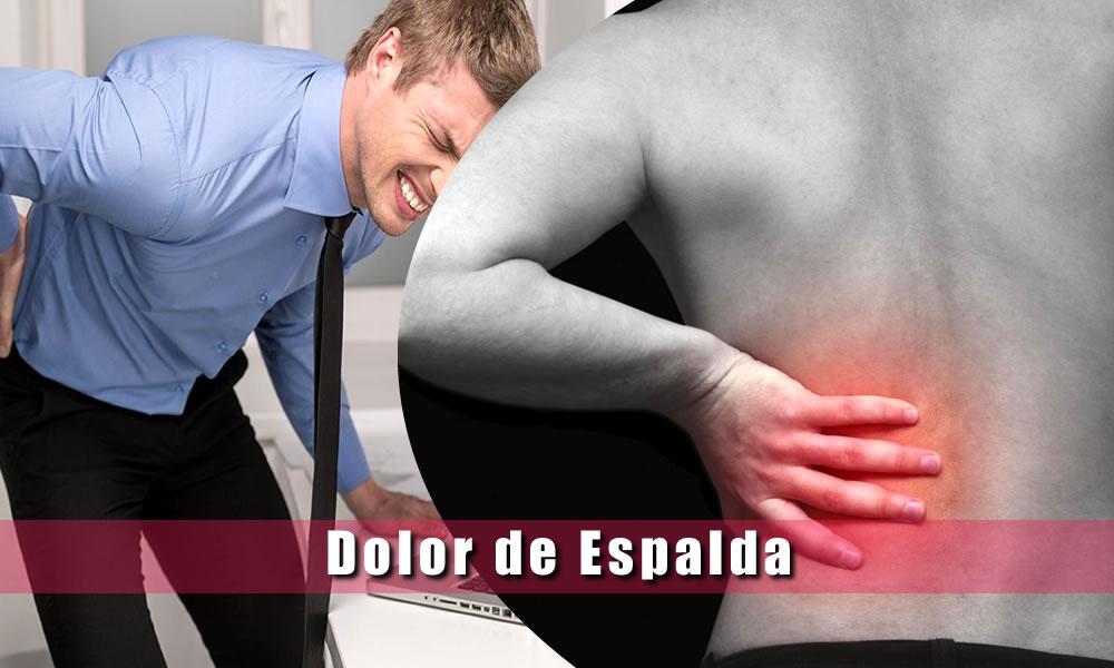 dolor pélvico agudo y dolor de espalda